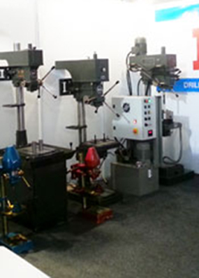 other range of Drilling Machines
