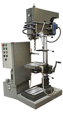 ITCO Auto feed Drilling cum Boring Machine